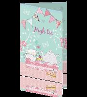 Welp High tea uitnodiging? Maak feestelijke uitnodigingen op Fuif.nl OM-67