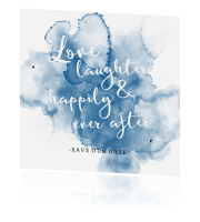 save-date-kaart-blauw-watercolor-hartjes