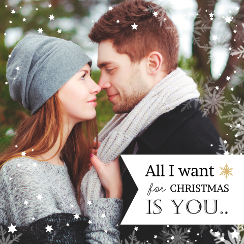 Winterse save the date - I want you