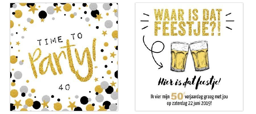50 jarig feest organiseren checklist voor organiseren feest, handig stappenplan 50 jarig feest organiseren