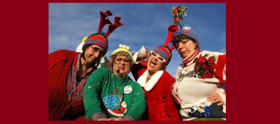 Foute Kersttrui Zelf Maken.Housewarming Vier Je Verhuizing Met Een Foute Kersttrui