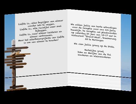 leuke tekst uitnodiging 40 jaar Voorbeeld Uitnodiging Verjaardag 40 Jaar   ARCHIDEV leuke tekst uitnodiging 40 jaar