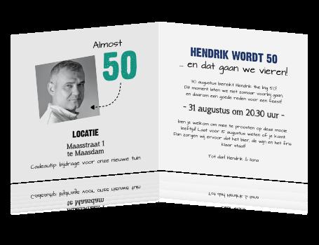 uitnodigingskaarten verjaardag 50 jaar 50 Jaar Sarah Uitnodiging Tekst   ARCHIDEV uitnodigingskaarten verjaardag 50 jaar