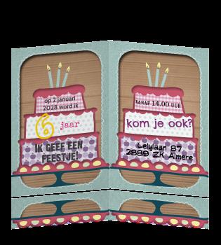 Alternatief Voor Taart Op Verjaardag